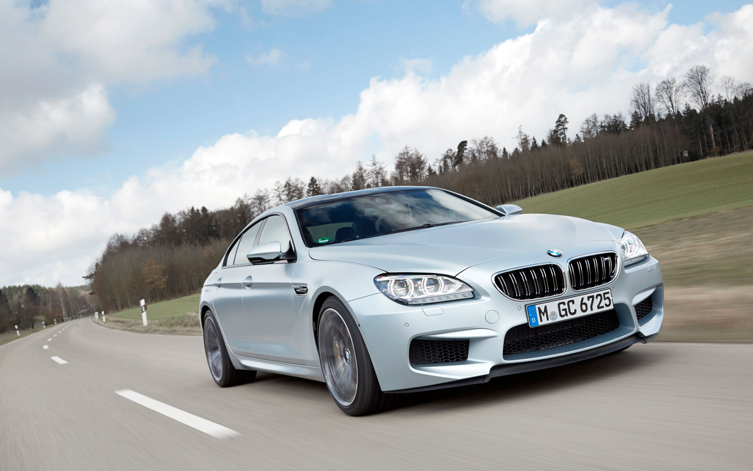 2014 Bmw M6 Gran Coupe First Drive Automobile Magazine