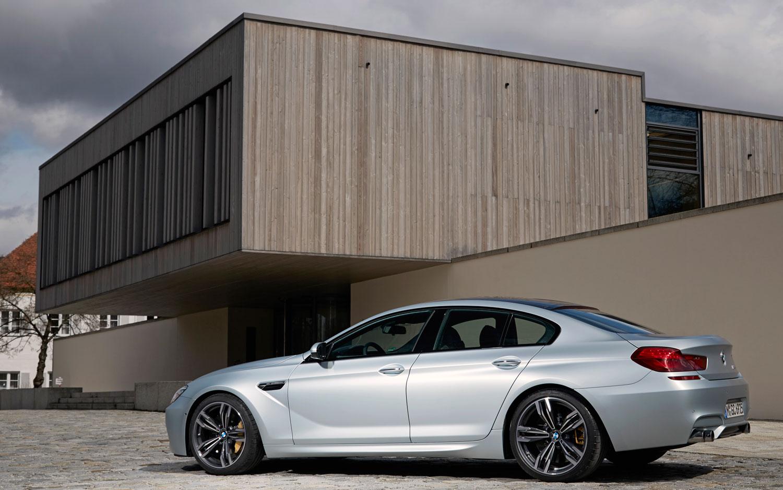 2014 Bmw M6 Gran Coupe First Drive Automobile Magazine