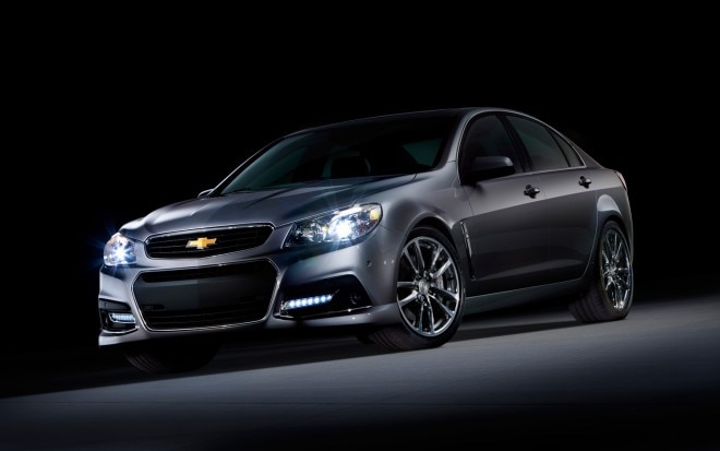 2014 Chevrolet SS Left Front 41 660x413