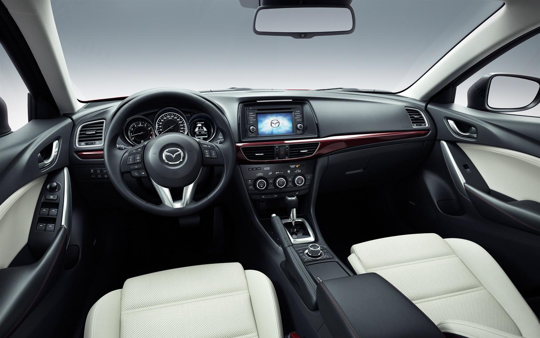 2014 Mazda 6 Interior1