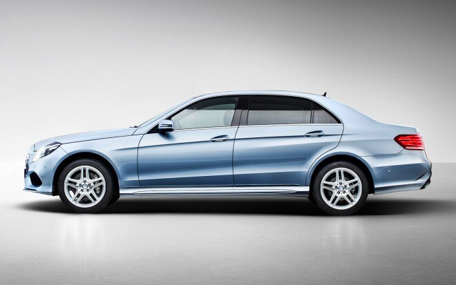 2014 Mercedes Benz E Class LWB Profile1 660x413