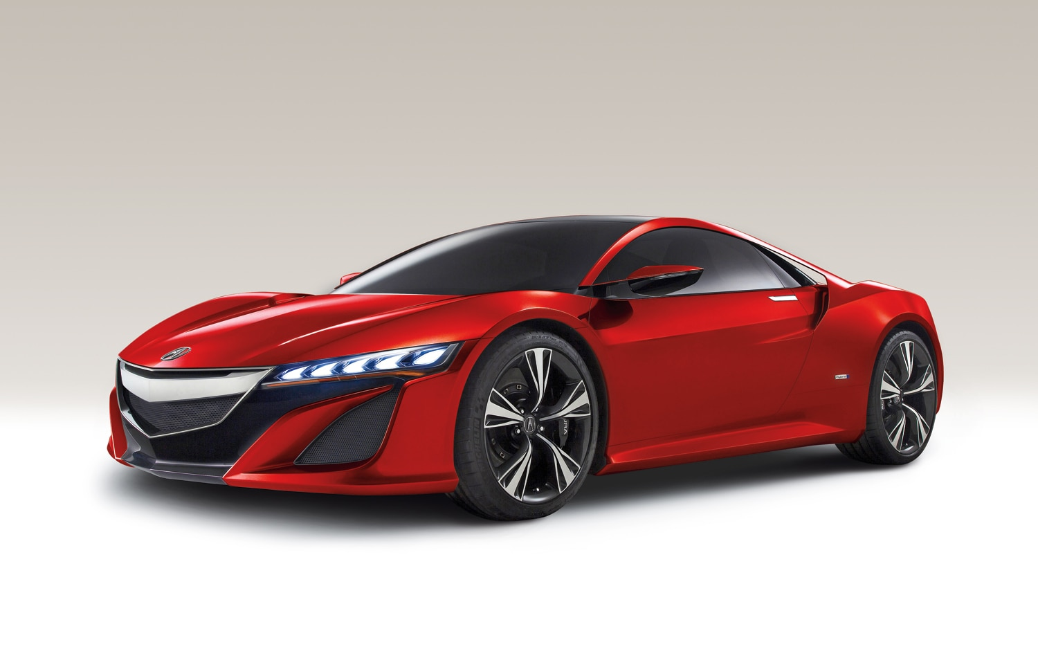 2015 Acura NSX Front Three Quarter1