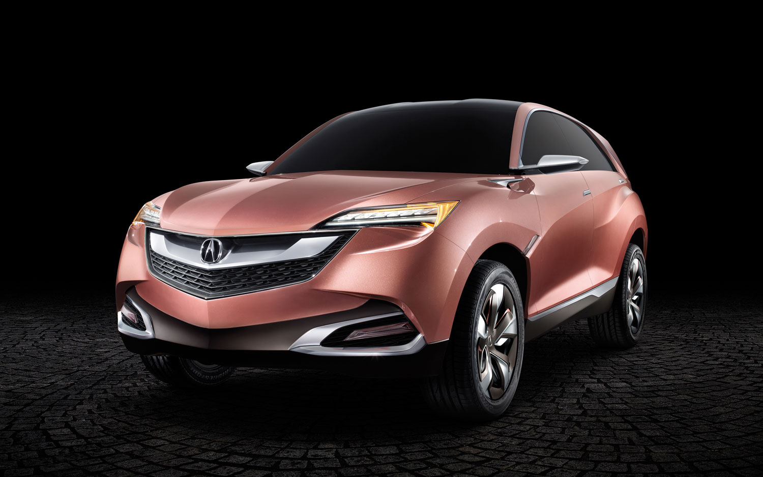 Suv: Honda Concept M, Acura SUV-X Debut In Shanghai
