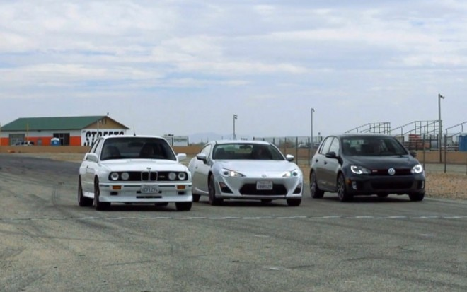 BMW E30 M3 Scion FR S And VW GTI1 660x413
