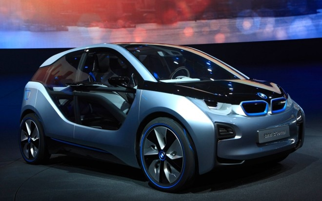 BMW I3 Concept Front Three Quarter1 660x413