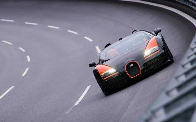 Bugatti Veyron Grand Sport Vitesse World Record Car Front 21 660x413