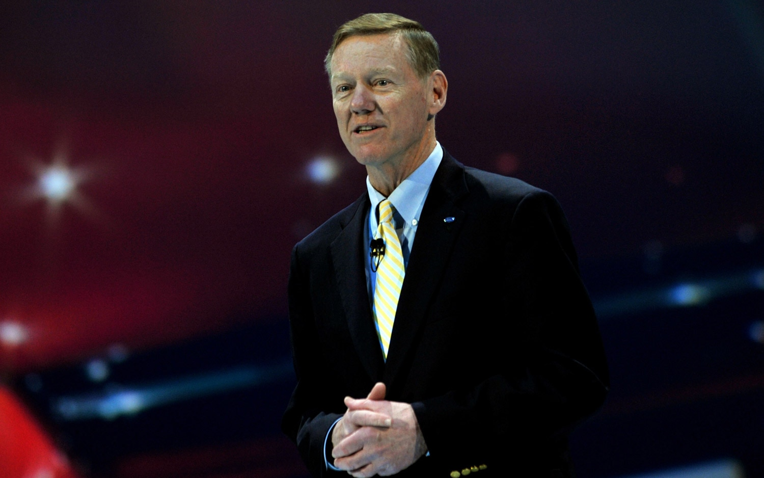 Ford posts 2 1 billion first quarter profit despite for Ford motor company alan mulally