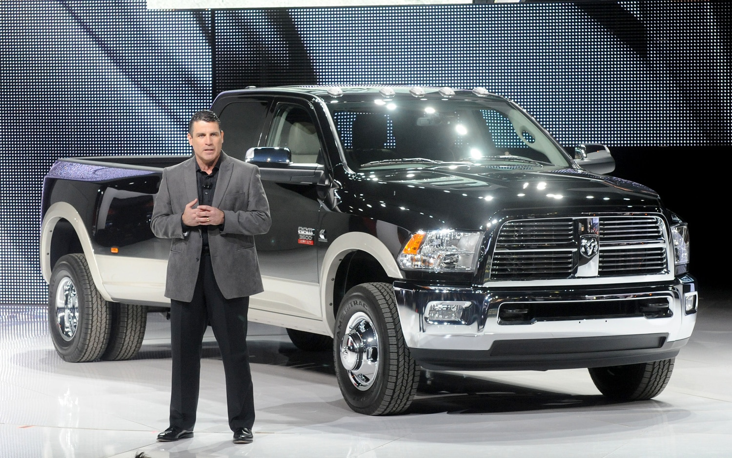 Fred Diaz With Ram 3500 Crew Cab1