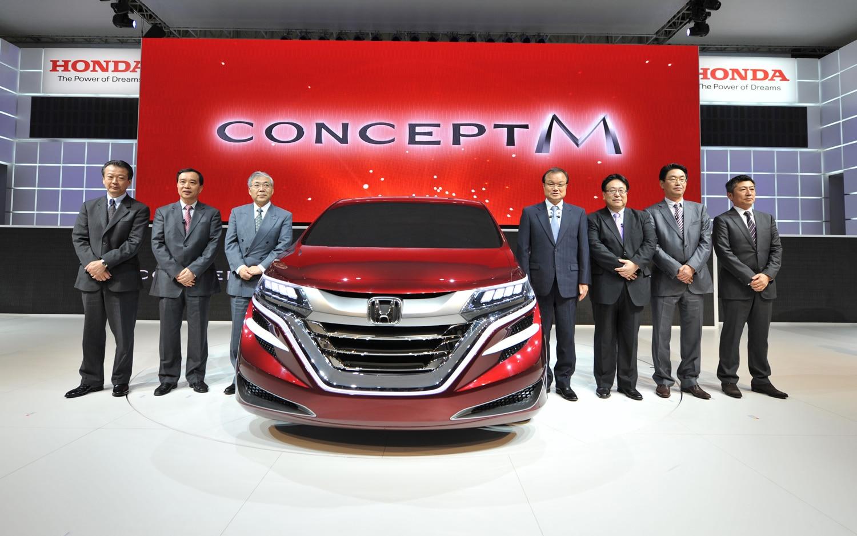 Honda Concept M Shanghai Executives1