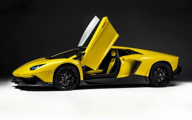 Lamborghini Aventador LP720 4 50 Anniversario Front Three Quarter1 660x413
