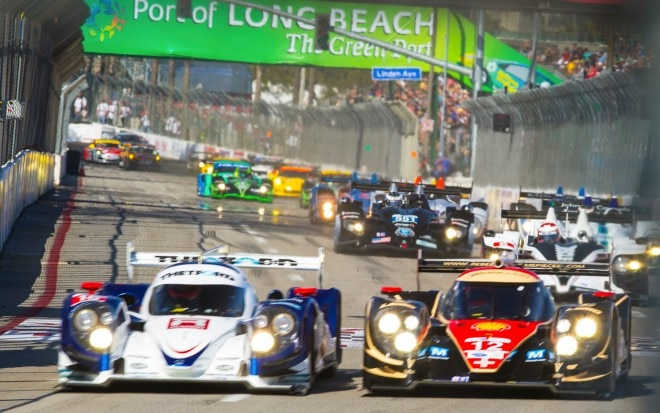 Long Beach Grand Prix ALMS Front Straight 21 660x413