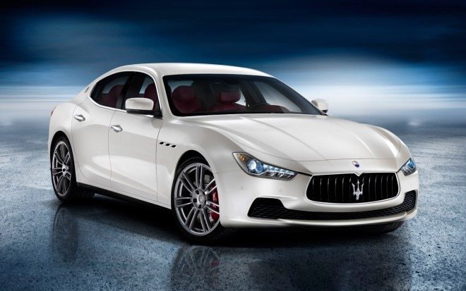 Maserati Ghibli Front Three Quarter1 660x413