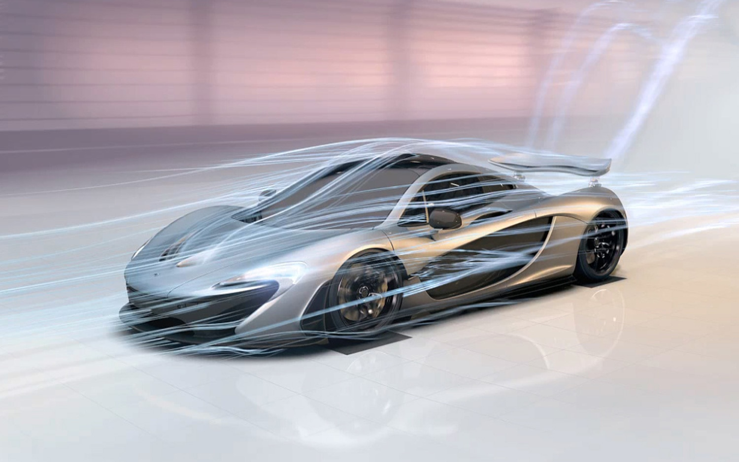 McLaren P1 Designed By Air Image 11