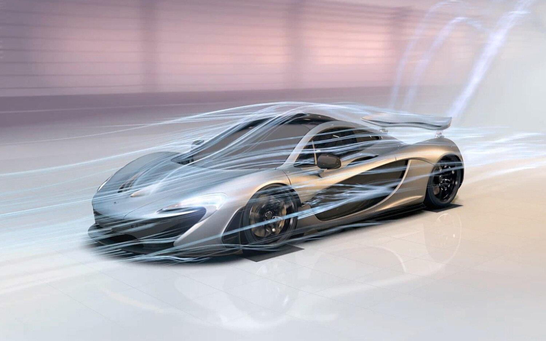 McLaren P1 Designed By Air Image 11