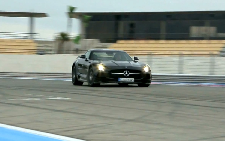 Mercedes Benz SLS AMG Black Series On Ignition Image 31