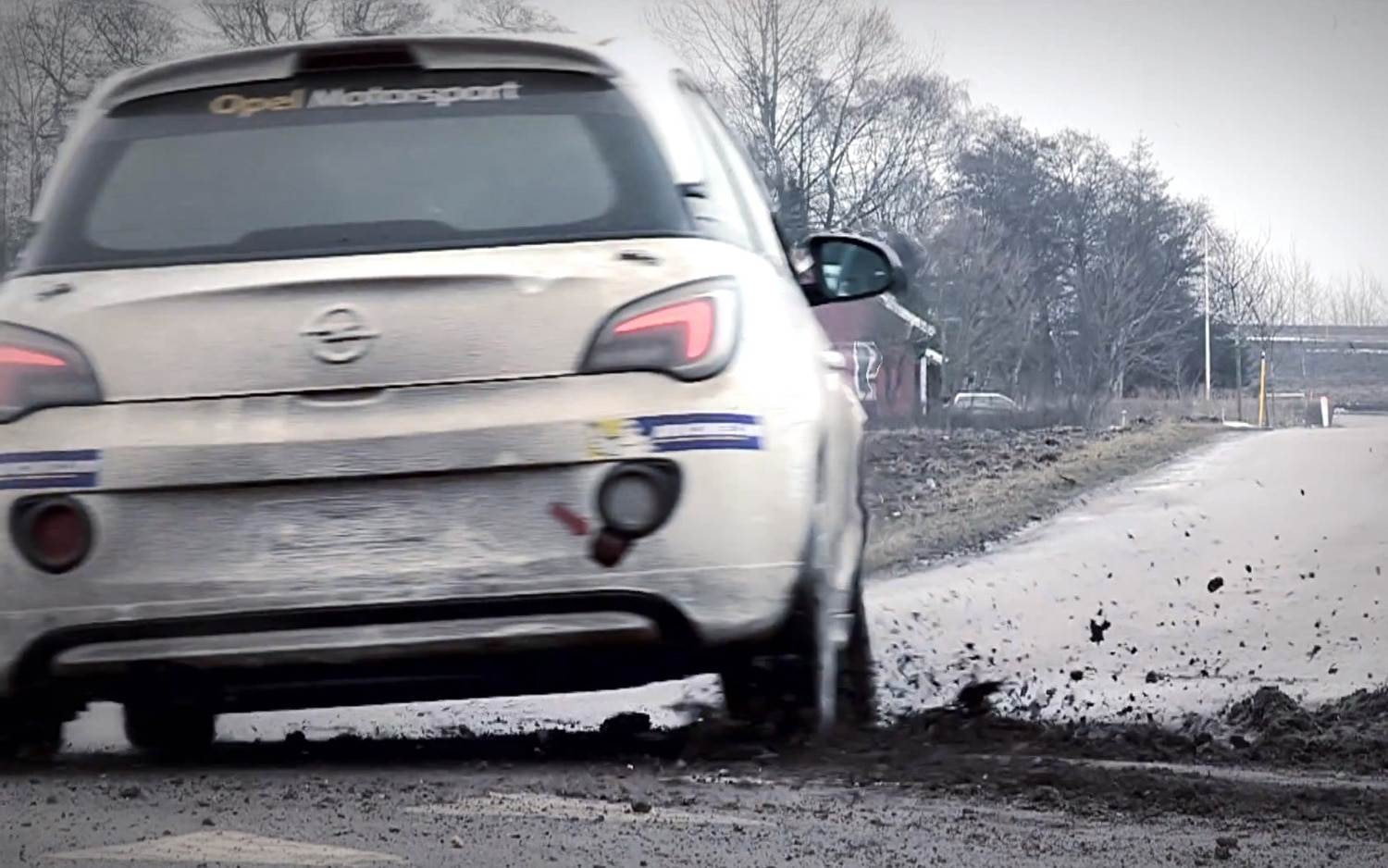 Opel Adam R2 Rally Car Screen Capture1