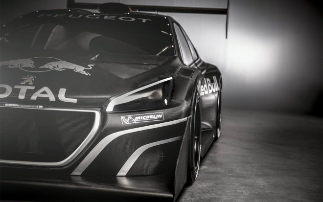 Peugeot 208 Pikes Peak Front View1 660x413