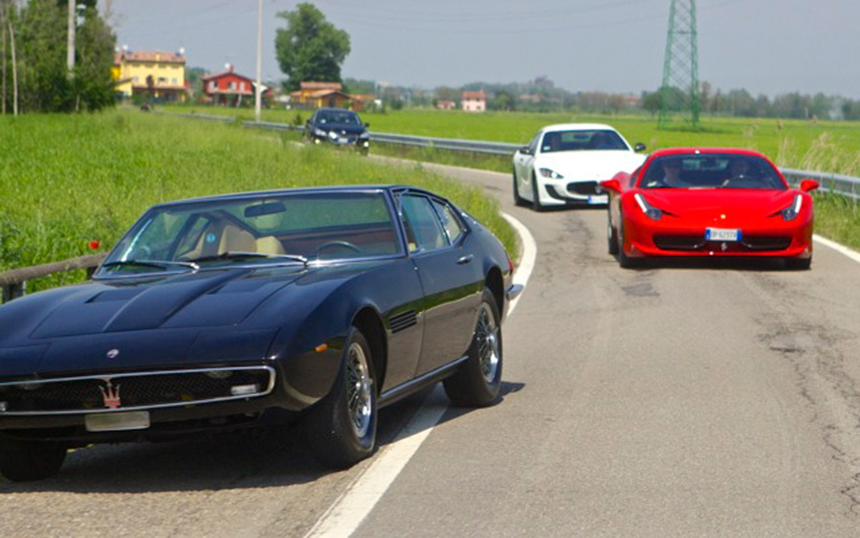 Three Italian Exotics1