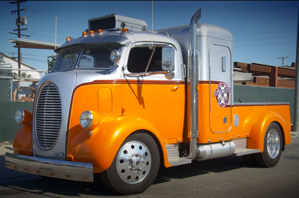 1938 Ford Cab Over Truck Custom1
