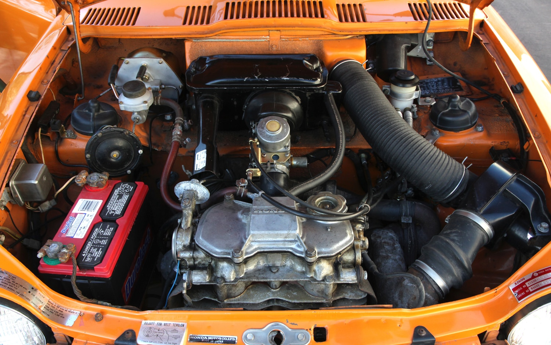 Image Gallery 1970 Honda Civic