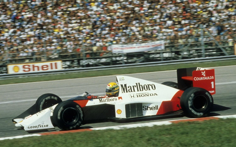 1989 Honda Formula 1 Car 21