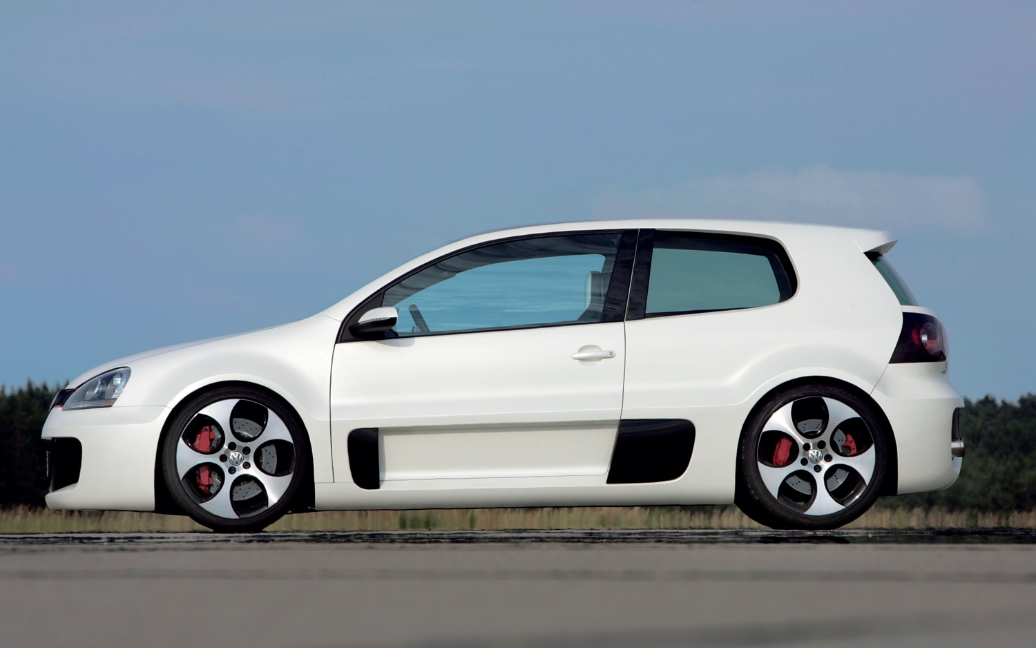 All Types gti 2006 : Report: Hotter Volkswagen GTI For Worthersee