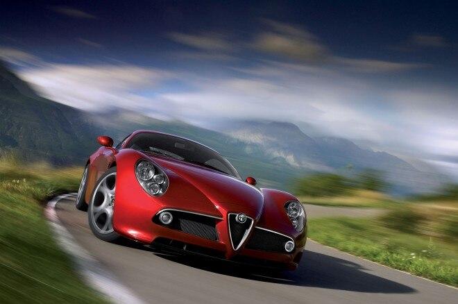 2008 Alfa Romeo 8C Front Three Quarter1 660x438