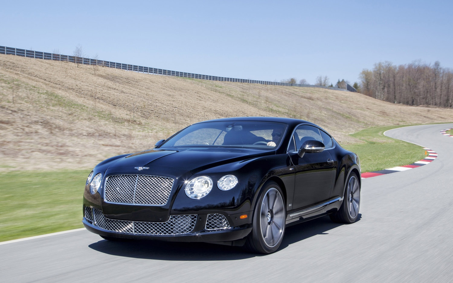 2013 Bentley Continental Guy Smith Le Mans Edition Front Three Quarter 21