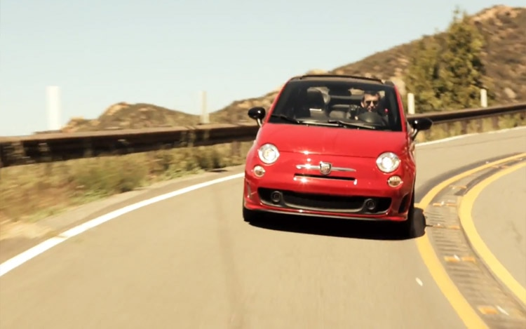 2013 Fiat 500c Abarth Video Still