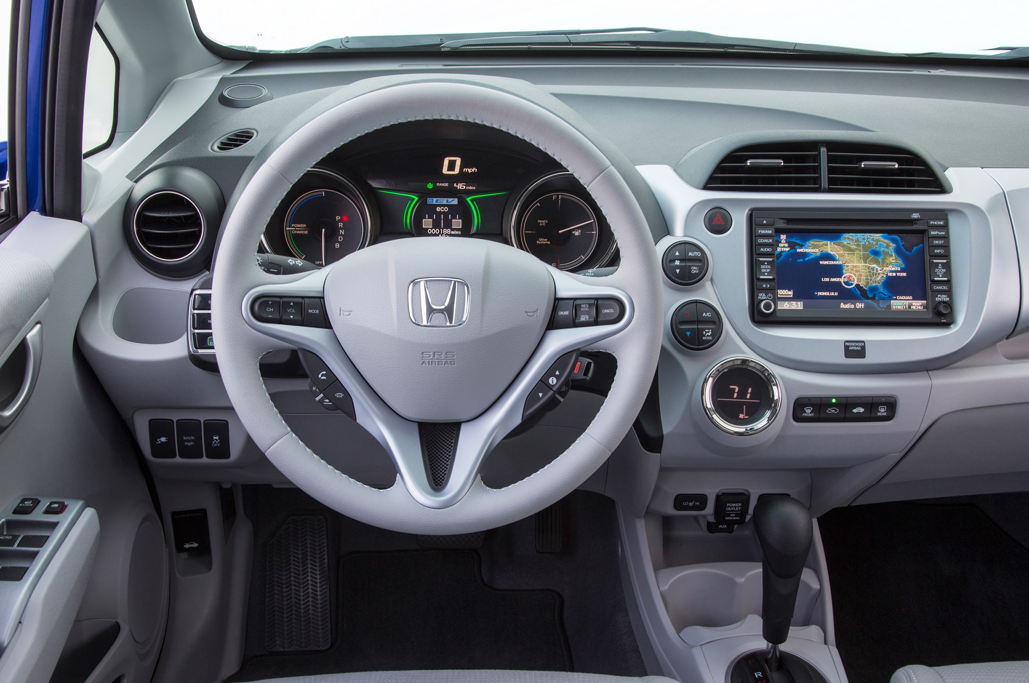 Honda Fit EV Lease Price Dropped, Free Insurance Added