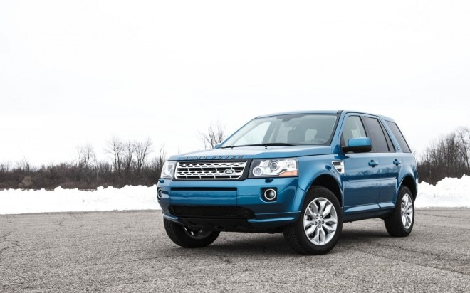 2013 Land Rover LR2 Front Left View 31 660x412