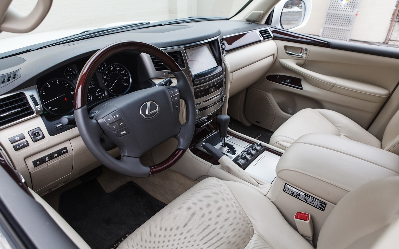 Lexus 2013 lexus lx : 2013 Lexus LX 570 - Editors' Notebook - Automobile Magazine