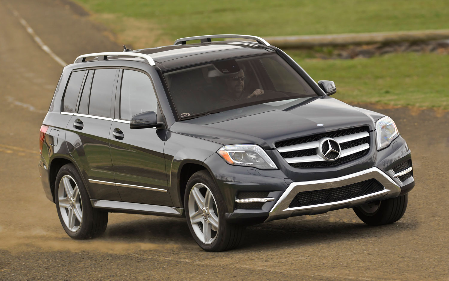 2013 mercedes benz glk250 bluetec 4matic driven for Mercedes benz bluetec suv