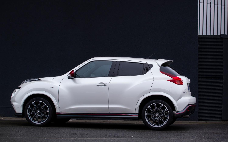 2013 Nissan Juke Nismo Side1