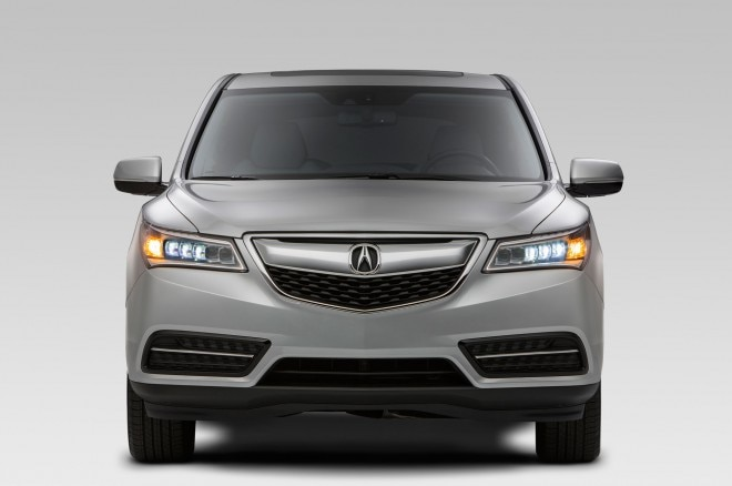2014 Acura MDX Front View11 660x438