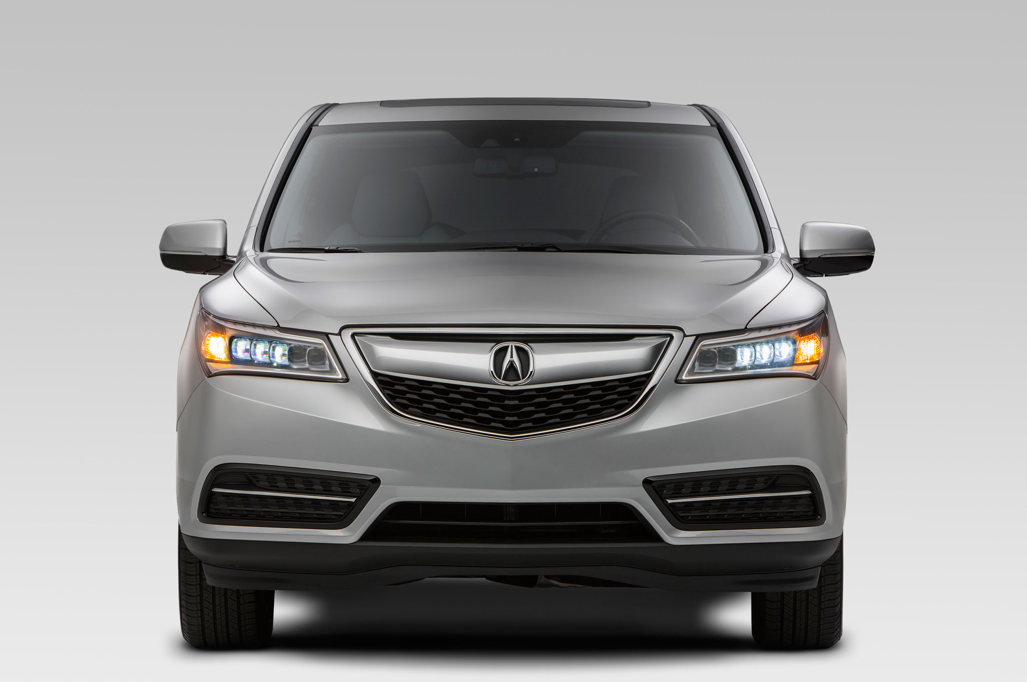 2014 Acura MDX Front View11