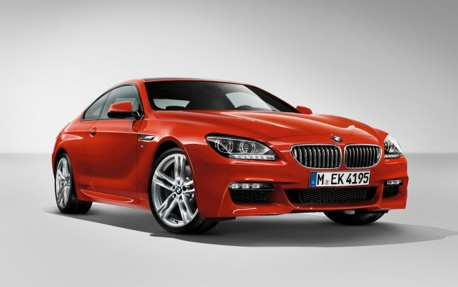 2014 BMW 650i Coupe M Sport Edition Front Three Quarter1 660x413