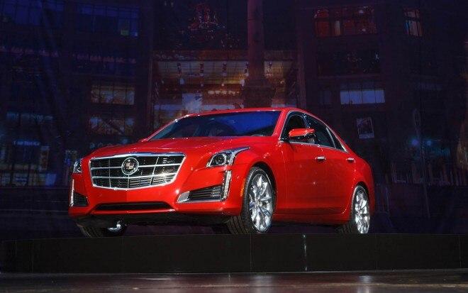 2014 Cadillac CTS 011 660x413