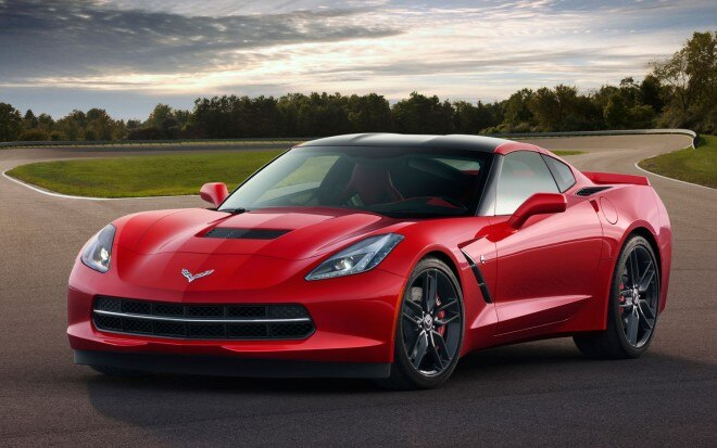 2014 Chevrolet Corvette Stingray Front Left Side1 660x413
