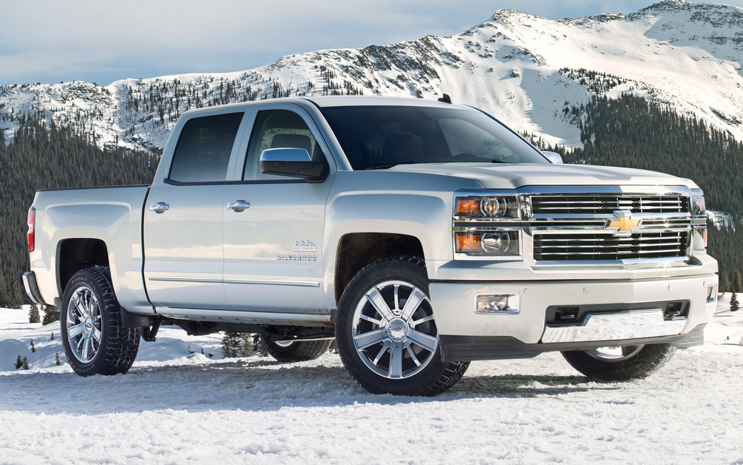 2014 chevrolet silverado high country revealed. Black Bedroom Furniture Sets. Home Design Ideas