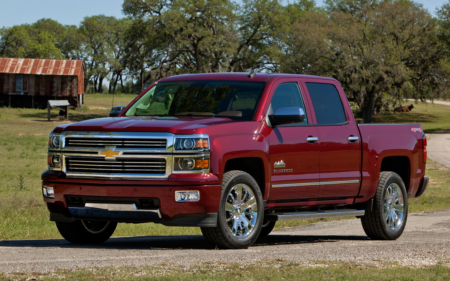 2014 Chevrolet Silverado First Drive  Automobile Magazine