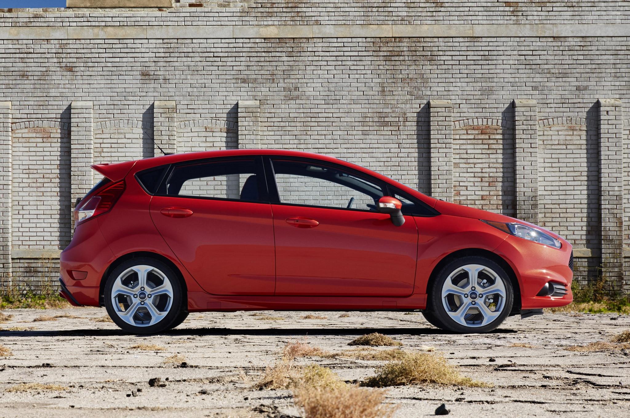 2014 Ford Fiesta ST Profile1