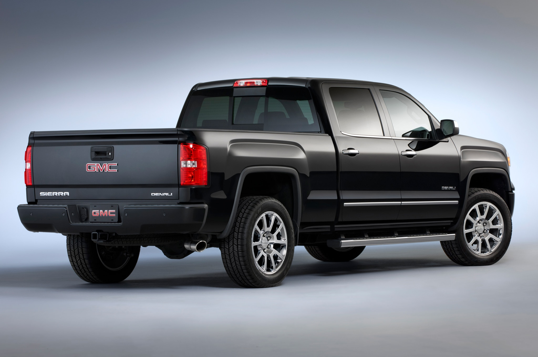 2014 gmc sierra denali unveiled. Black Bedroom Furniture Sets. Home Design Ideas
