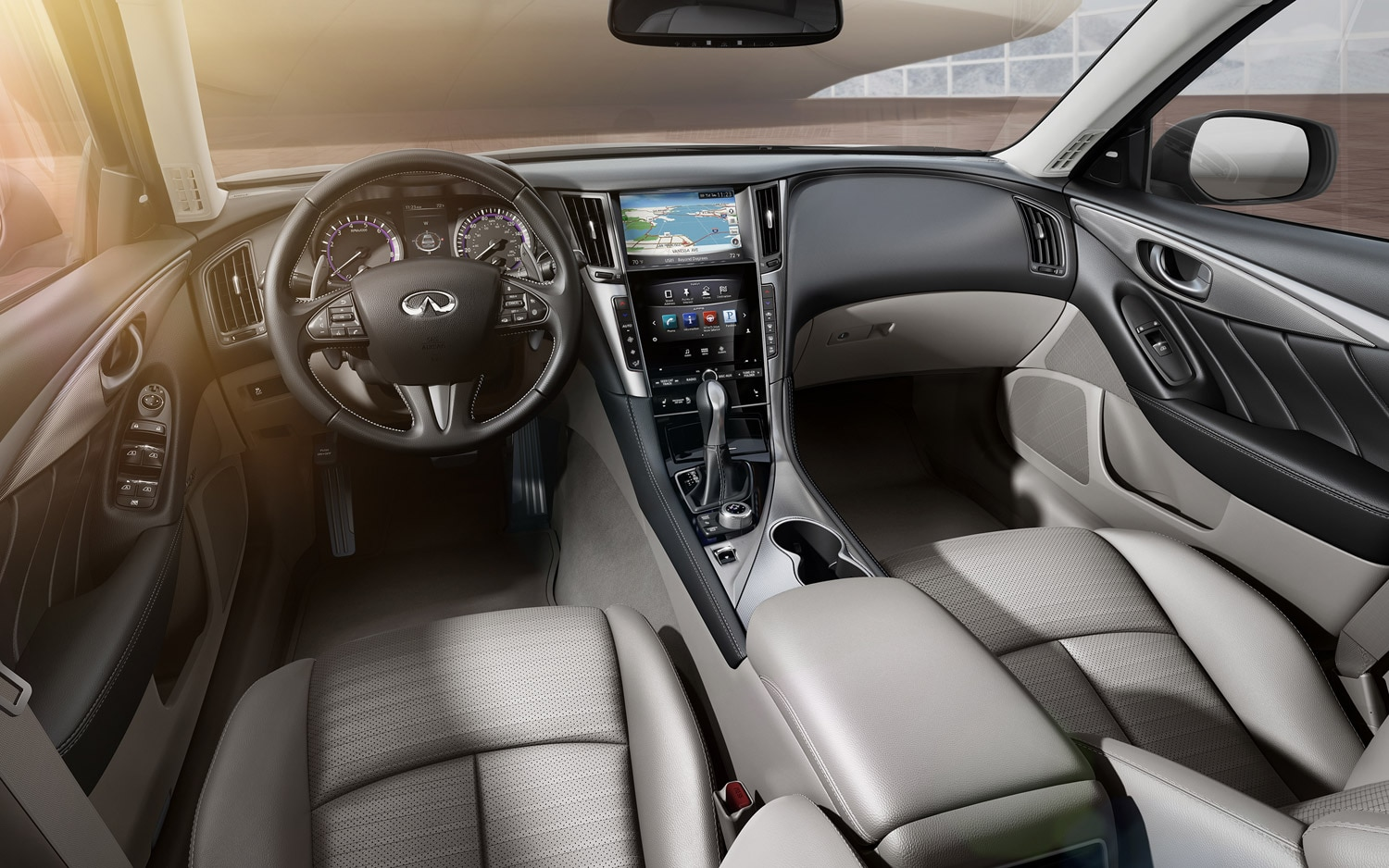 First 2014 infiniti q50 built in japan jake holmes vanachro Images