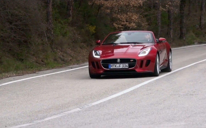 2014 Jaguar F Type V8S On Ignition Image 81