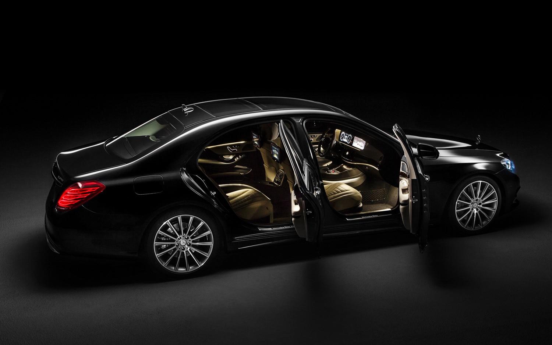 2014 mercedes benz s class interior view - Mercedes Benz 2014 Interior