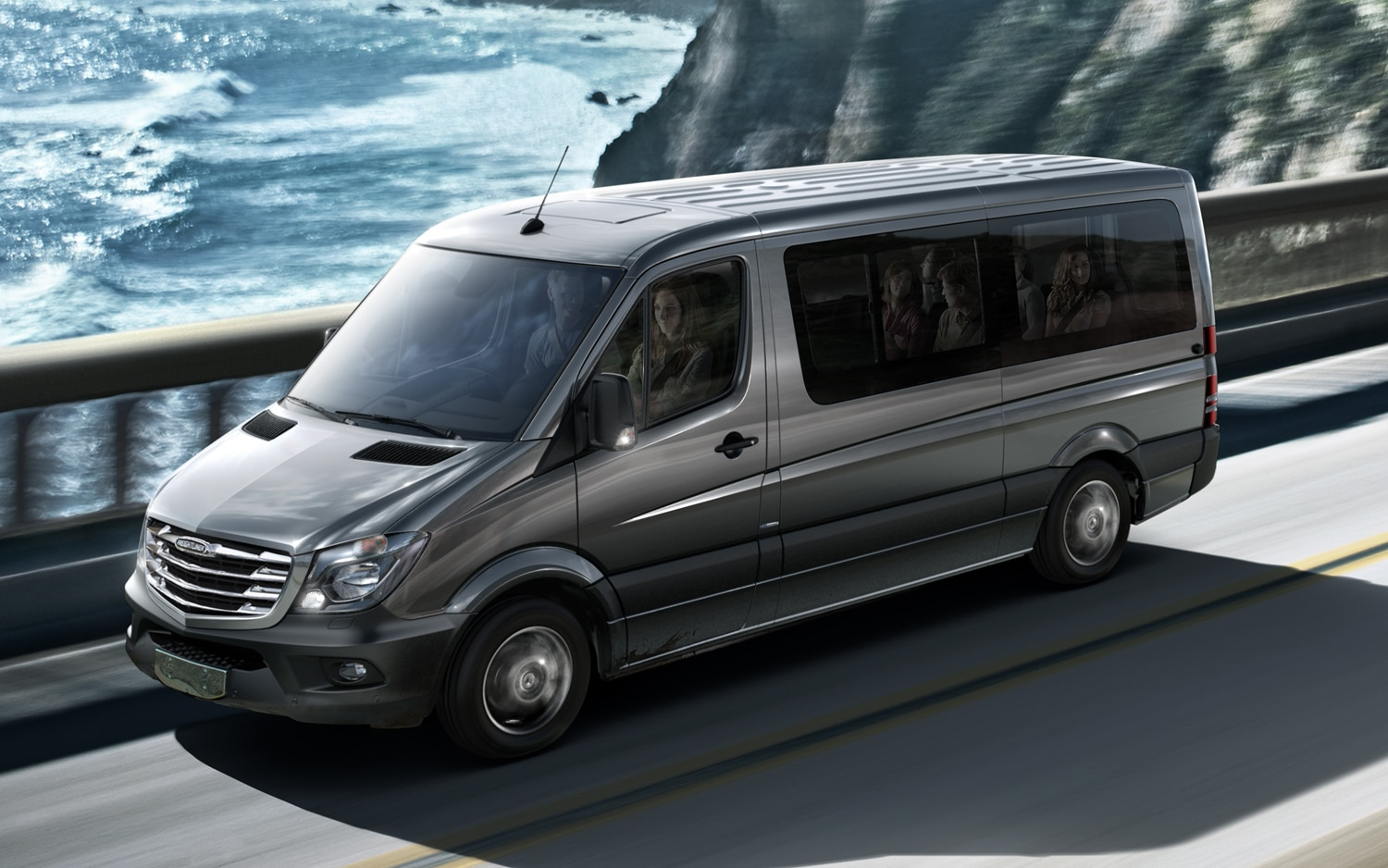 2014 mercedes benz sprinter driven automobile magazine for Mercedes benz sprinter service