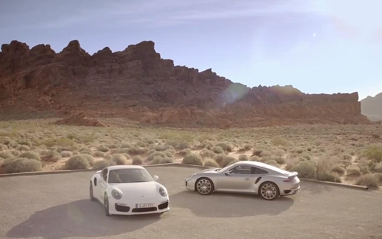 2014 Porsche 911 Turbo And 911 Turbo S1