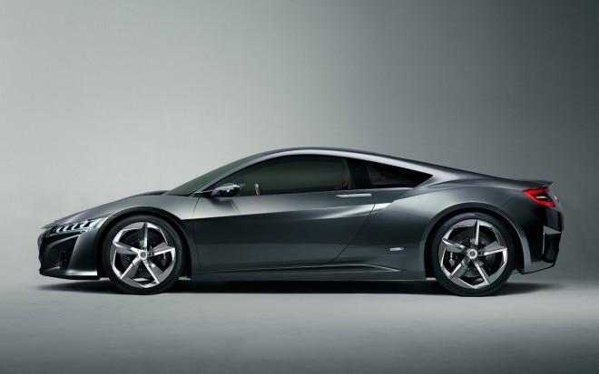 Acura NSX Concept Profile1 660x413