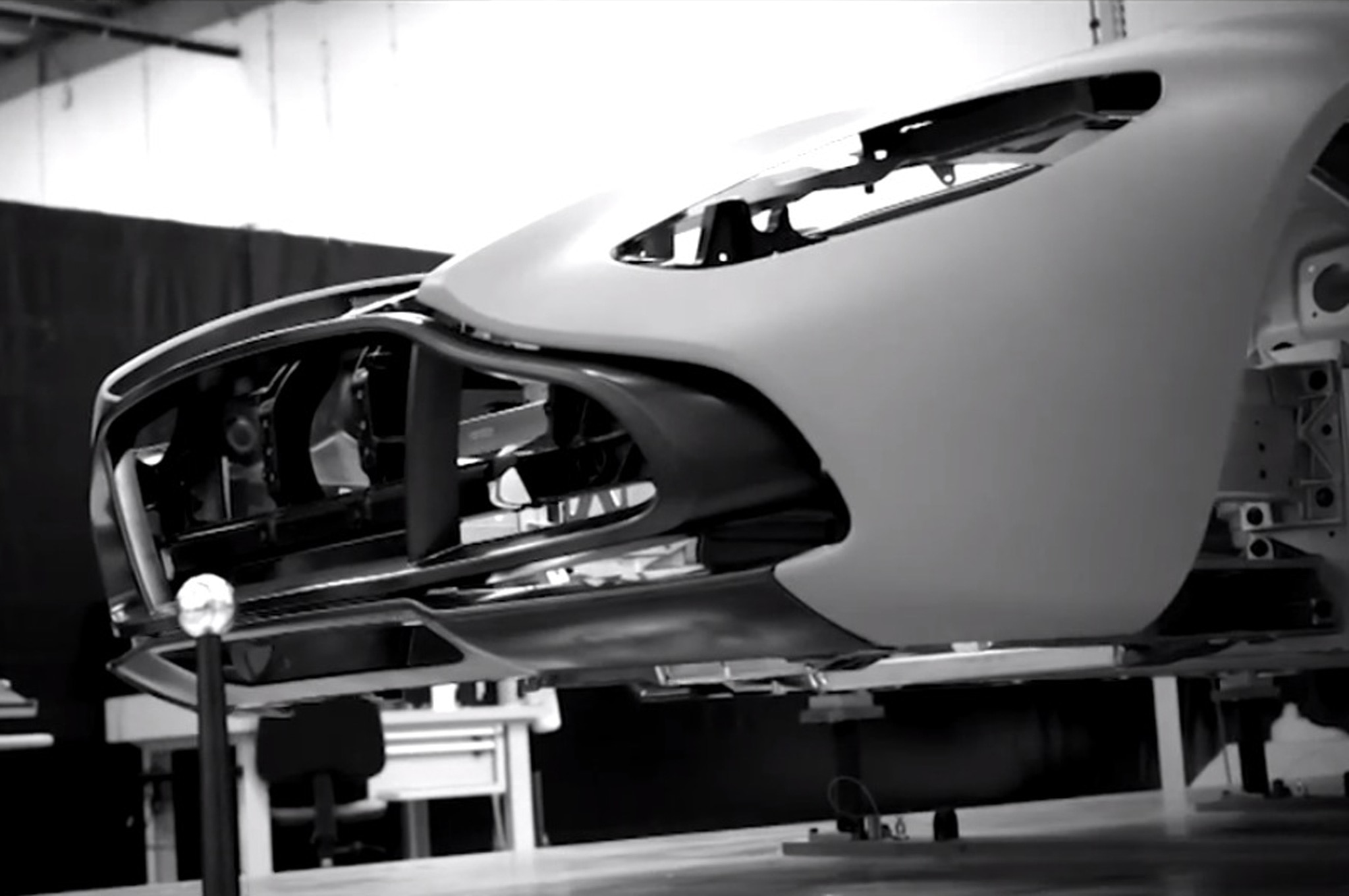 Aston Martin CC100 Speedster Video Snapshot1